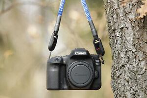 Canon EOS 90D 32.5MP DSLR-Kamera - Schwarz (Nur Gehäuse)