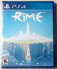 Rime (Sony PlayStation 4 PS4, 2017) BRAND NEW & FACTORY SEALED Region Free