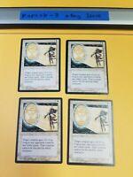 4x White Scarab | Ice Age | MTG Magic The Gathering Cards