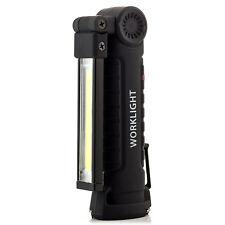 COB LED Taschenlampe Arbeitslampe Magnet Licht Leuchte Handlampe wiederaufladbar