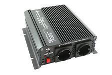 Spannungswandler Wechselrichter 1000 2000 Watt 24V 230V Inverter NEU OVP