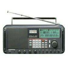 Grundig Satellit 800 Millennium Shortwave Radio AM/FM/SW1/SW2/SW3 World Radio