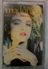 Madonna the Ford album non sigillata RARA MC CASSETTA NUOVA mint tape vintage