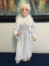 Jkc Jacqueline Kent Collection Fairy Godmother Doll Rare Model!