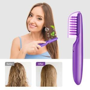 Electric Detangling Hair Brush Tangled 2 Smooth Detangler For Wet & Dry Hair