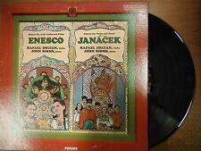 33 RPM Vinyl Enesco Sonata No 3 in A Minor World Series Philips PHC9084 022415SM