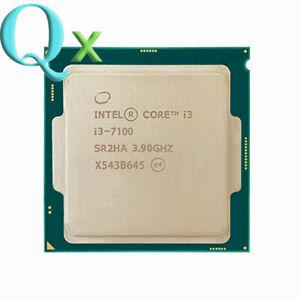 Intel Core i3-7100 CPU Processor Dual-Core 3.90 GHz 51W