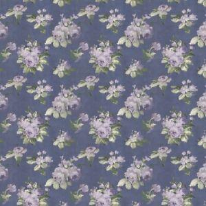 Laura Ashley Violetta Iris Wallpaper (Same Batch) * FREE DELIVERY *