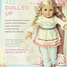 HTF Matilda Jane Spring Doll Clothes American girl New In Package