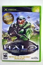 Halo Combat Evolved Original 1 Black Label GOTY Brand New Factory Sealed Xbox