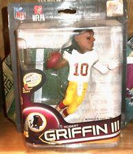 Robert Griffin lll NFL 32 McFarlane Variant Chase Figure 1391/3000 Redskins