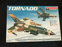 Vintage 1/72 Monogram Panavia Tornado Kit