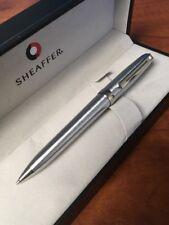 Sheaffer Prelude Brushed Chrome 0.7mm Pencil