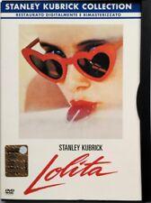 Dvd Lolita - ed. Snapper di Stanley Kubrick 1962 Usato