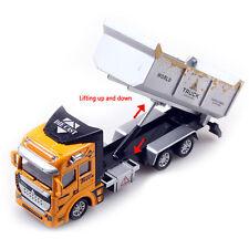 Pull Back Construction Excavator Car Truck Toy for Children Kids Gift (Random)