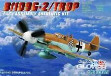 Hobby Boss Messerschmitt Me Bf109G-2 Bf 109 G Trop JG27 JG53 1:72 Modell-Bausatz