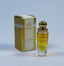 SO PRETTY DE Cartier 4ml EDP Eau de Parfum NEU/OVP Rar