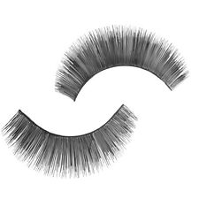Black Handmade Human Hair Eyelash Natural Thick Long False Fake Eye Lashes