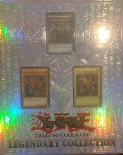 Yu-Gi-Oh Cards - LEGENDARY COLLECTION Silver Binder