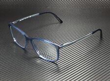 GIORGIO ARMANI AR7087 5358 54 Transparent Blue Demo Lens 54 mm Men's Eyeglasses