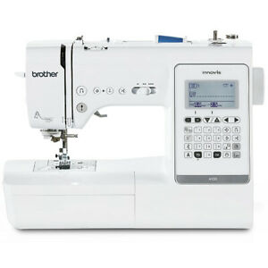 Brother Innovis A150 Sewing Machine 80 stitches & 3 years warranty