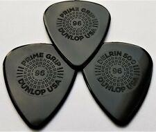 Jim Dunlop Delrin 500 Prime Grip Guitar (450P.96mm)  3 Picks