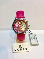 Orologio Donna Donax Con Datario E Cronografo