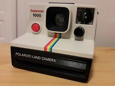Polaroid supercolor 1000 bouton rouge