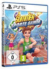 PS5 Summer Sports Games - Playstation 5 - NEU - Sommerspiele - 12 Sportarten