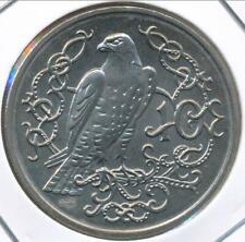 Isle Of Man, 1981(AA) 10 Pence - Choice Uncirculated