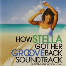 CD - Various - How Stella Got Her Groove Back Soundtrack - #A3573