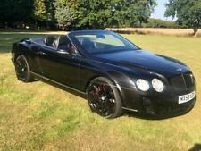 Bentley Continental 6.0 ( 552bhp ) Convertible  2007MY GTC