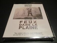 """BLU-RAY """"FEUX DANS LA PLAINE"""" film de guerre Japonais de Kon ICHIKAWA"""