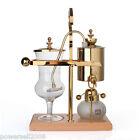 High Quality Royal Golden Plastic Drip Coffee Maker Machine Vacuum Coffee Pot