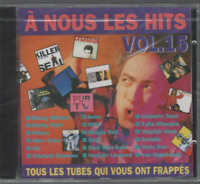 A Nous Les Hits Vol 15 Cd Album Compilation NEUF prince rozalla east side beat .