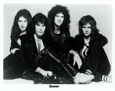 1970's Promotional Photo of Band Queen with Freddie Mercury