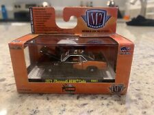 M2 1971 Plymouth Hemi Cuda Premium Edition New 1:24