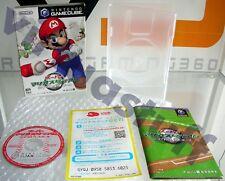 Super Mario Stadium Miracle Baseball, Nintendo, GameCube, NTSC, JAP, completo !!