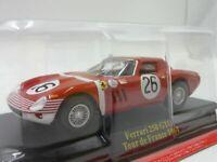 Ferrari Collection F1 250 GTO France 1964 1/43 Scale Mini Car Display Diecast