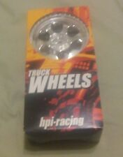 HPI 6 SPOKE WHEELS FOR THE SAVAGE 3117