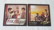 HONG KONG Beer Mat Coaster SAN MIGUEL Real Friends 2013 Just Between Chinese