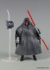 STAR WARS DARTH MAUL EVOLUTIONS 3OTH ANNIVERSARY COLLECTION TAC SITH LORD LOOSE