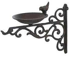 style ancienne credance equerre porte plante bain d oiseau mangeoire murale