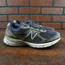 New Balance USA 990 v4 Mens Size 9.5 Athletic Sneakers Blue Gray