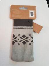 Proporta mobile phone / mp3 sock - Grey Snowflakes