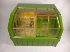 The Greenhouse Indoor Gardening Index Card Set 1978 Western Publishing Vintage