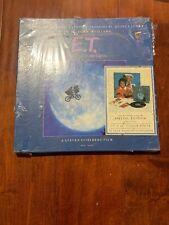 "E.T The Extra-Terrestrial 12"" Vinyl Michael Jackson Box Serious Wears Storybook"