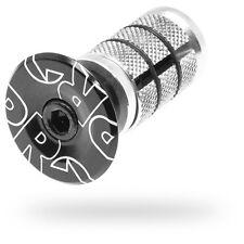 PRO Cuffie espansione Dado per tubi sterzo in carbonio, 25mm, 1 1/8 pollici