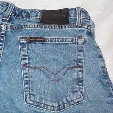 Harley Davidson Size 8 Boot Cut Blues Denim Jean Women's