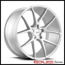 Savini 19 Bm14 Silver Concave Wheels Rims Fits Toyota Camry